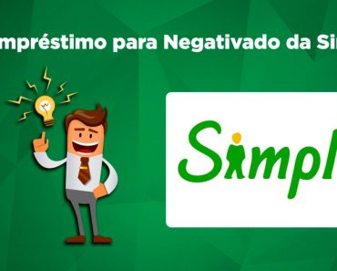 Empréstimo para Negativado Simplic