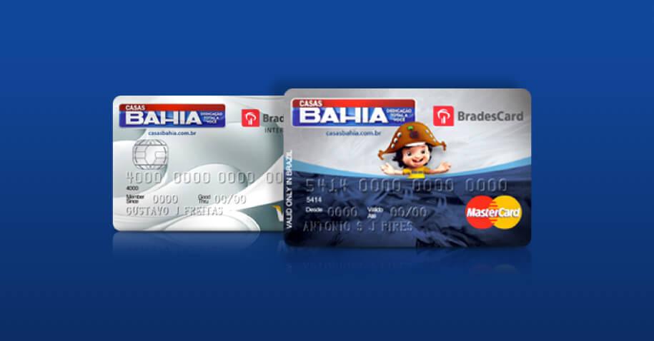 Confira como solicitar o cartão das Casas Bahia